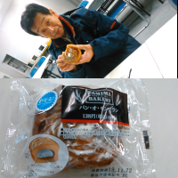 今日はフレンチトーストじゃない!?