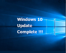 Win10 Insider Preview成功だっちゃ!