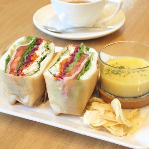 【アムシュティーハウス】サンドイッチが新しくなりました!