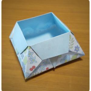 自粛中に折り紙