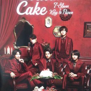 セブンイレブンのクリスマスケーキ♪