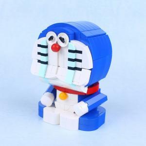 LEGOでドラえもんを作りました