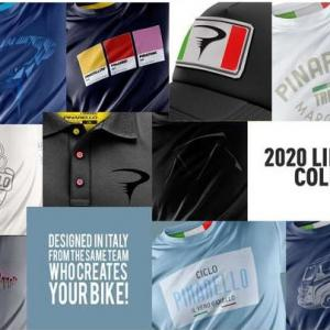 PINARELLO LIFESTYLE COLLECTION 2020発売で~す。