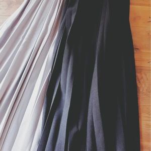 2色持ってる♡低身長でもバランスのいいプリーツスカート