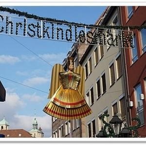 2018年12月ドイツクリスマスマーケット8ニュルンベルグクリスマスマーケット