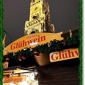 2018年12月ドイツクリスマスマーケット25ミュンクリスマスマーケット2