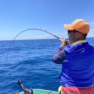 コマセマダイ釣り攻略法  −手返し編−