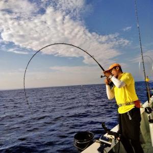 コマセマダイ釣り攻略法  −電動リール編−
