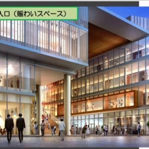 2023年夏、開館!『岡山芸術創造劇場』について(その1:建設地に関する危惧)