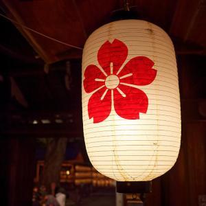 観月祭@平野神社