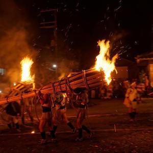 鞍馬の火祭 其の三
