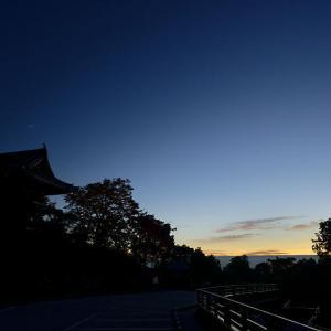 2019京都の紅葉・洛西 善峯寺其の一