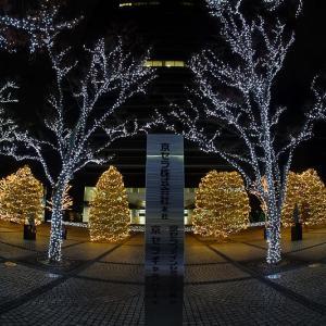 2019クリスマスイルミネーション@京セラ本社