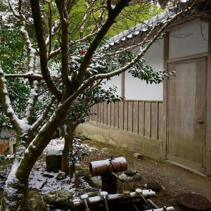 初雪景色@比叡山 其の二