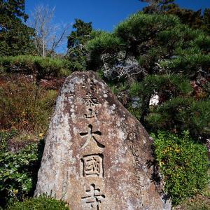2020篠山の紅葉遠征・篠山 大國寺