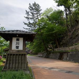 若狭鯖街道 熊川宿