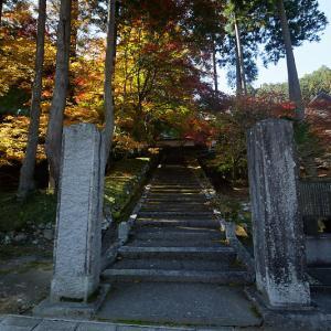2018京都の紅葉・京丹波 玉雲寺