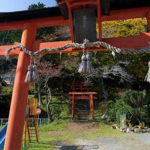 2018京都の紅葉・京丹波 導観稲荷神社