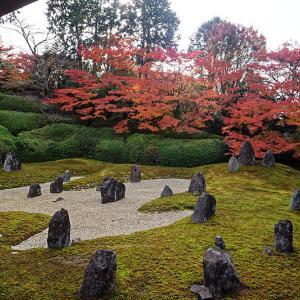 2018京都の紅葉・東福寺 光明院
