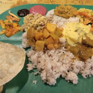 ケララ バワン(練馬  南インド料理・ケララ料理)再訪問