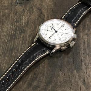 腕時計ベルト 経年変化