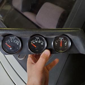 E21 B6 2.8用3連メーター