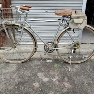 自転車カスタム!?