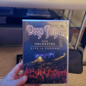 デープパープル!DVD