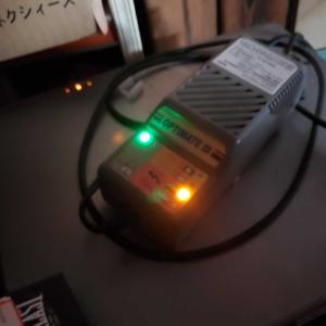 E30MT バッテリー上がり