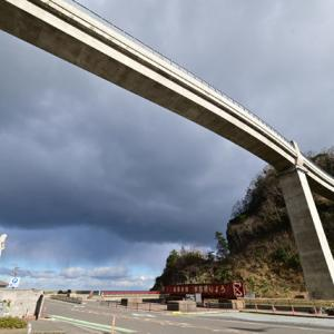 余部橋梁のドローン空撮動画