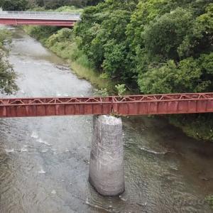 第一築別川橋梁の空撮動画