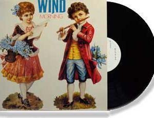 ウィンドの2ndアルバムを聴く