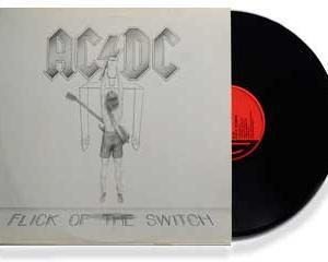 AC/DCを聴いてみた