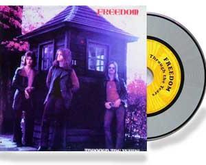 フリーダムの3枚目を聴く