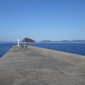 五島の波止場より