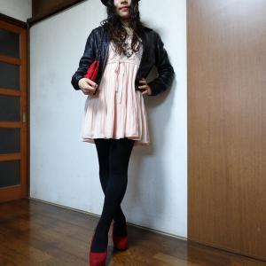 ロックファッションと、出来事ブログ☆