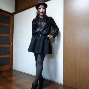 ロックファッションと、今と今後の指針。。♡