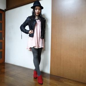 ファッションと、、HYDEさんが大好きHici☆
