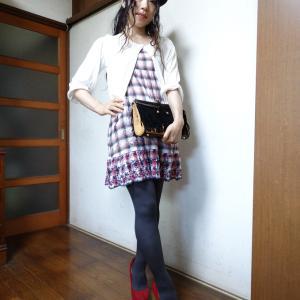 ファッションと7月9日☆