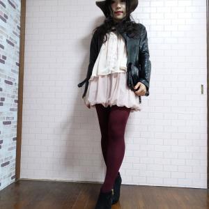 ファッションと、、HALLOWEEN。。☆