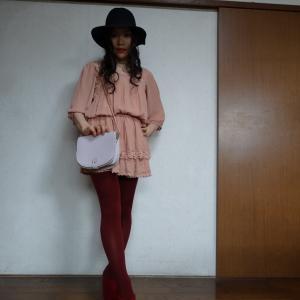 ファッションと、今日の事。。☆