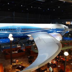 B-787初号機鑑賞 セントレア フライトオブドリームズ