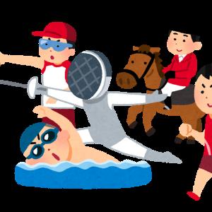 オリンピックは4年周期です…が(調べてみた)
