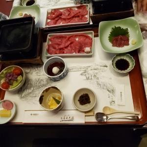 昨日の食事で、体調不良か?・・(^_-)-☆