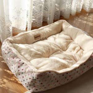 ふわふわ猫ベッド