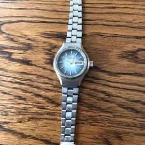 45年前の時計