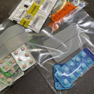 薬の在庫チェック