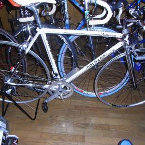 アラベスク自転車の形になった