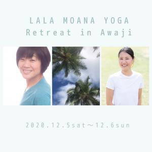LALA MOANA YOGA  Retreat in Awaji