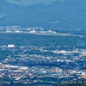 熊本空港遠景